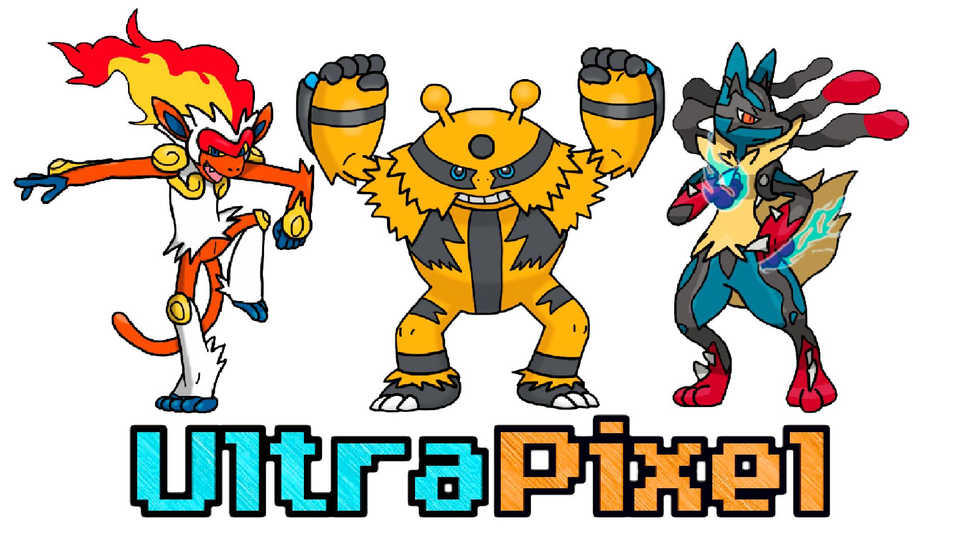 UltraPixel